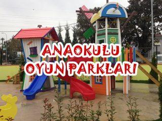 Anaokulu Oyun Parkları